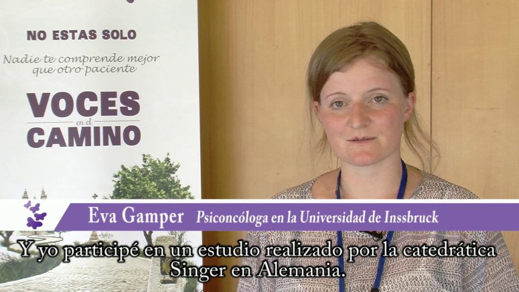 VIDEO ¿Qué calidad de vida tienen los pacientes de cáncer de tiroides? _ Eva Gamper