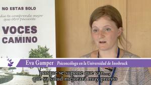 Entrevista a Eva Gamper _ Qué manifiestan y demandan los pacientes de cáncer de tiroides