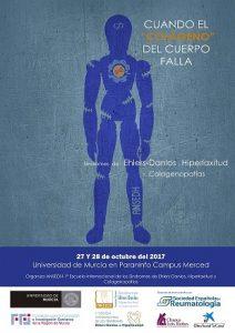 1ª Escuela de los Síndromes de Ehlers-Danlos, Hiperlaxitud y Colagenopatías