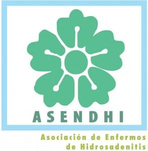 Logo Asendhi ajustado