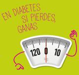 En diabetes si pierdes, ganas