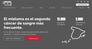 comunidad española de pacientes con mieloma múltiple web