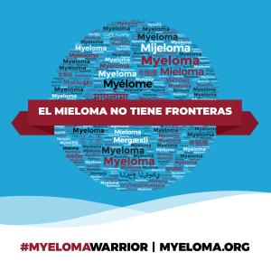 mes de acción contra el mieloma multiple