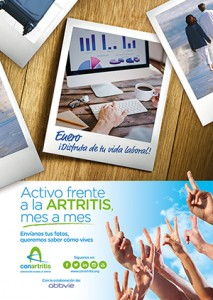 artritis, ConArtritis, Coordinadora Nacional de Artritis, asociación, reumatoide, psoriásica, reumatologia, reuma