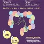 I Carrera Crohn y Colitis Ulcerosa Guipuzcoa