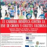 II Carrera Benéfica Crohn y colitis ulcerosa Valencia