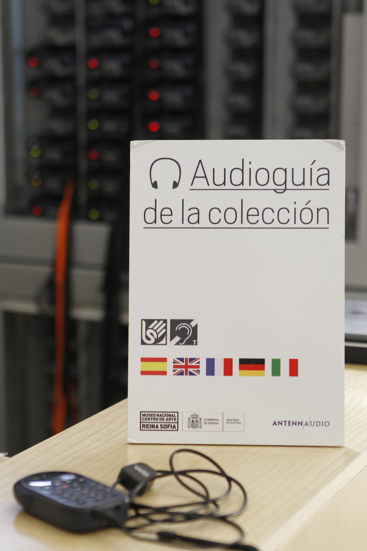 Accesibilidad audioguía