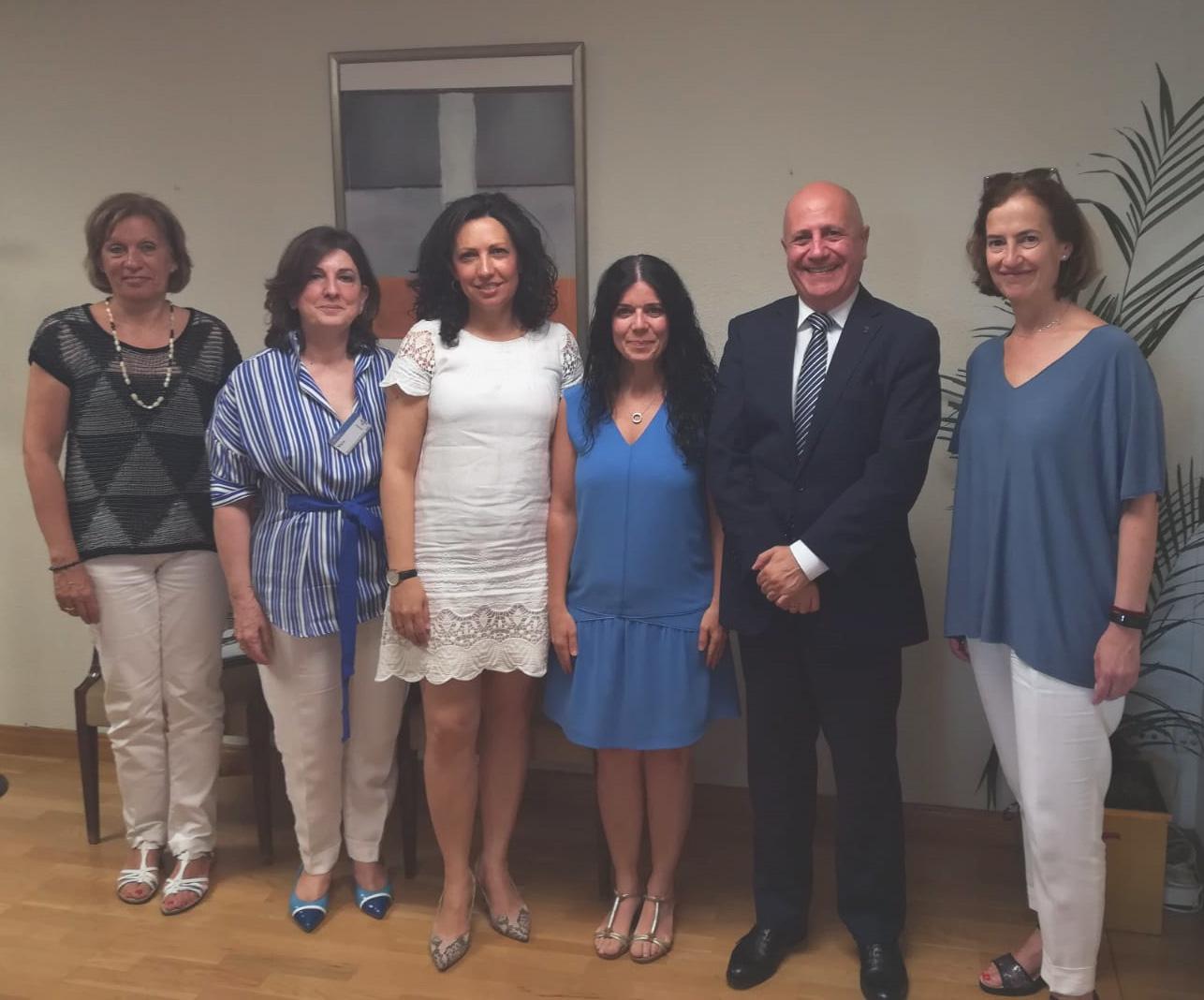 Reunión FIAPAS Directora General Cartera Básica Serv Sistema Nacional Salud y Farmacia