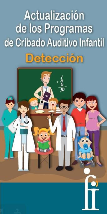 Portada Cribado Auditivo Deteccion 2018