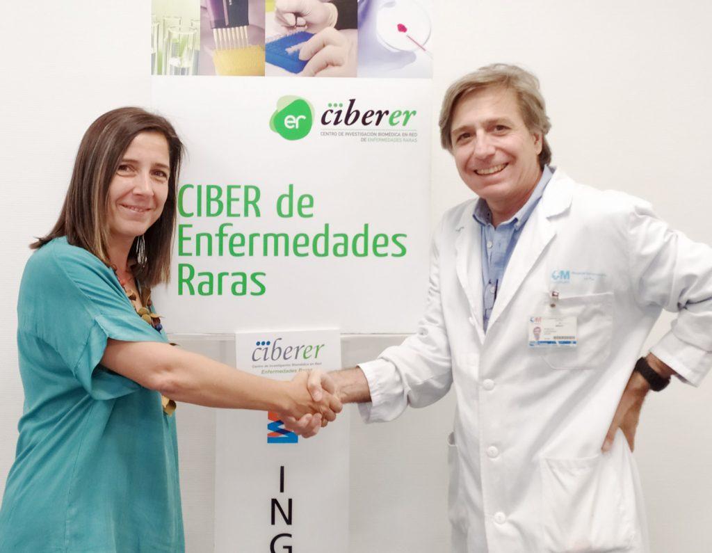 Convenio CIBERER - Federación ASEM