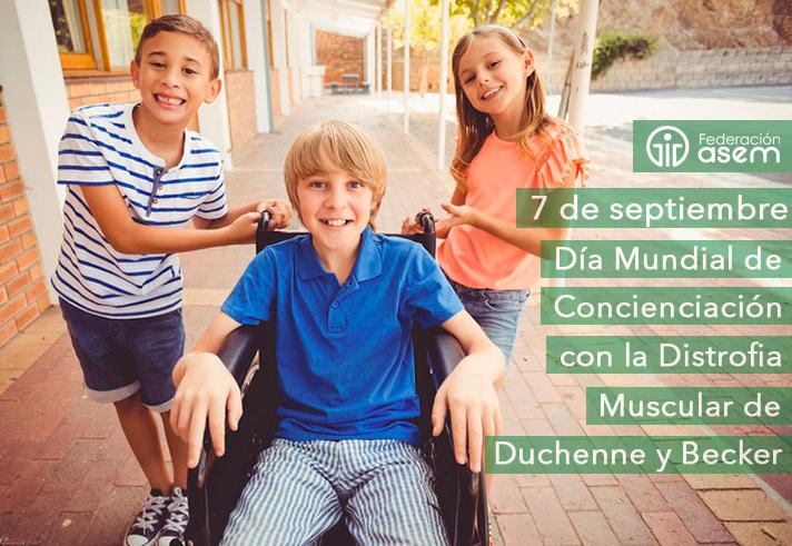 Día Mundial de DM Duchenne y DM Becker