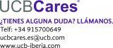 Nace UCBCares, un servicio exclusivo de UCB destinado a resolver cualquier duda sobre sus medicamentos a pacientes y profesionales sanitarios