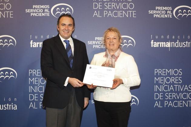ASASAM Finalista Premios 2011 a las Mejores Iniciativas de Servicio al Paciente