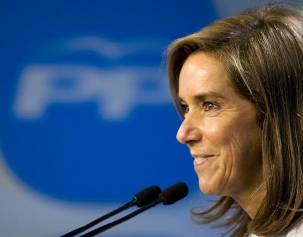 Ana Mato, nueva ministra de Sanidad, Asuntos Sociales e Igualdad.