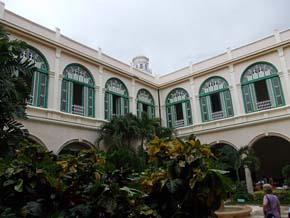 Convento de Belén, primera residencia para enfermos de Alzheimer de Cuba.