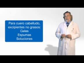 Fotograma de unos de los ocho vídeos de la campaña 'Vivir bien con psoriasis'.