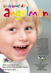 Cartel de la Asociación Síndrome de Angelman