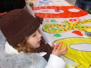 afanion celebra el dia internacional del niño con cancer