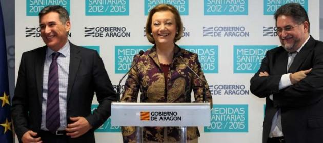 Aragón anuncia 400 medidas para mejorar su sanidad
