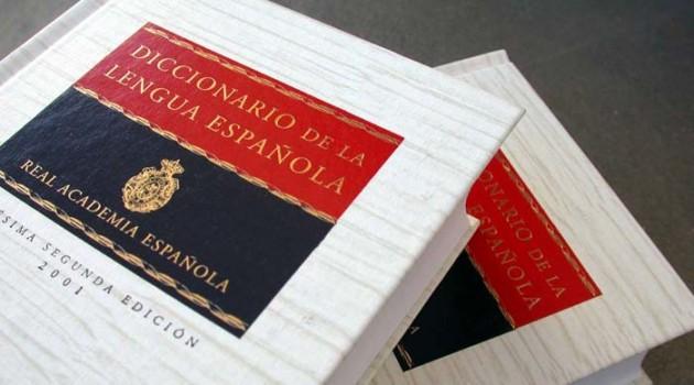 Imagen del Diccionario de la Real Academia Española