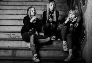 fumadoras adolescentes
