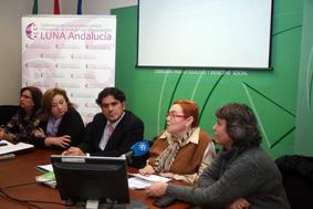 La Federación de Asociaciones para la Promoción de la Mujer con Discapacidad LUNA Andalucía presenta el estudio 'Autodiagnóstico de la Situación de las Mujeres con Discapacidad en Andalucía'