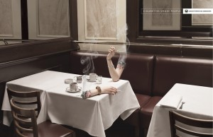 CAMPAÑA INDIA CIGARETTES SMOKE PEOPLE