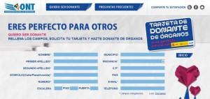 Campaña de Mediaset en favor de la donación de órganos