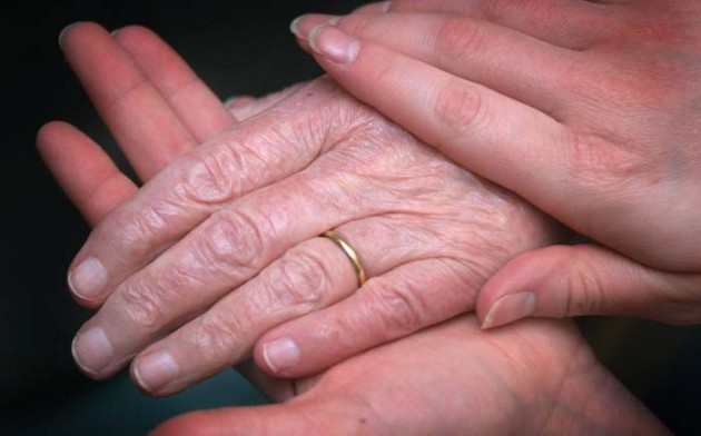 cuidando personas mayores