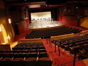 Imagen del interior de un teatro