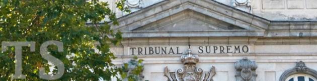 Fachada del Tribunal Supremo (Madrid)