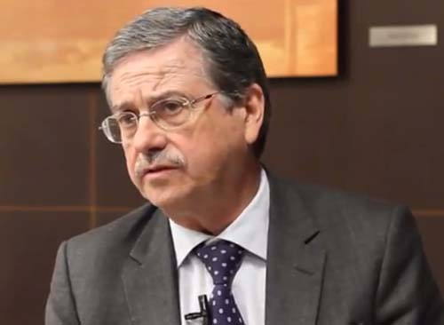 Dr. Manuel Arias presidente de la Sociedad Española de Trasplante