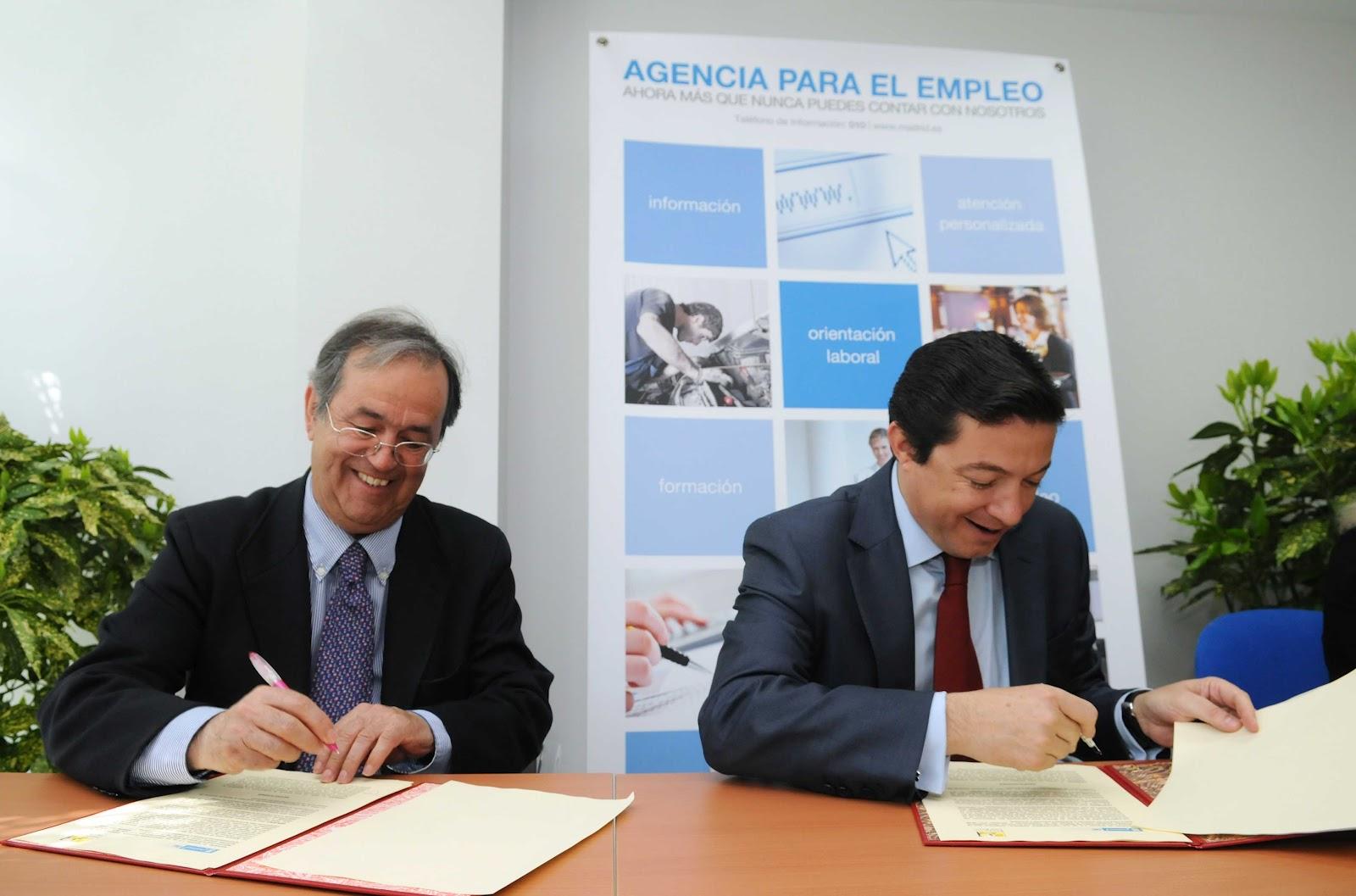 La agencia de empleo de madrid ayudar a buscar empleo a for Agencia de empleo madrid