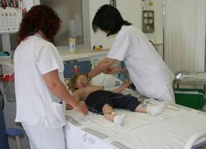 Hospital de Día pediátrico de Elda.