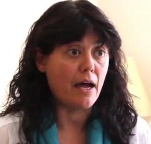 Paz Ferrero presidenta de la Asociación de Afectados por Cáncer de Ovario ASACO