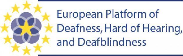 Plataforma Europea de Sordos, Sipoacúsicos y Sordociegos