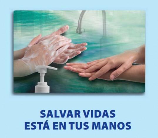 campaña higiene de manos