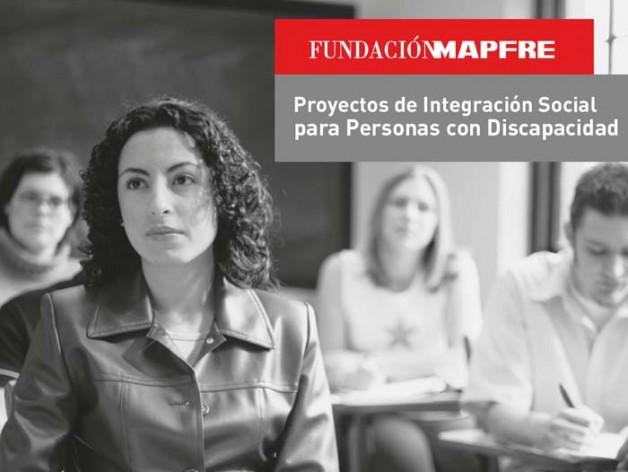 convocatoria de ayudas para estudiantes con discapacidad de Fundación Mapfre