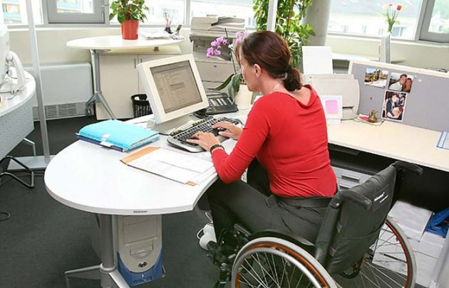 trabajo y discapacidad
