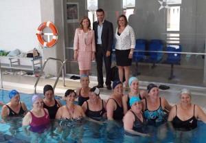 Programa Acuático para la Rehabilitación de la Movilidad del Brazo para mujeres intervenidas de cáncer de mama