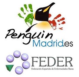 Penguin Madrid-FEDER. Enfermedades raras