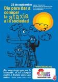 La campaña 'Recicla tu móvil', actividad central en el Día Internacional de la Ataxia