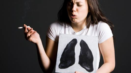 how to stop coughing due to copd