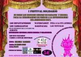 Festival solidario de murgas para la investigación del síndrome de Rett