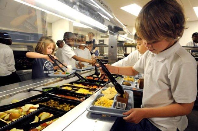 Las normas sociales influyen sobre las conductas for Comedor escolar
