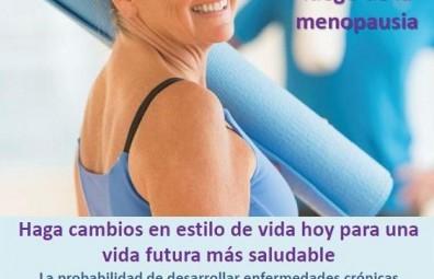 La prevención de enfermedades crónicas, tema del Día Mundial de la Menopausia