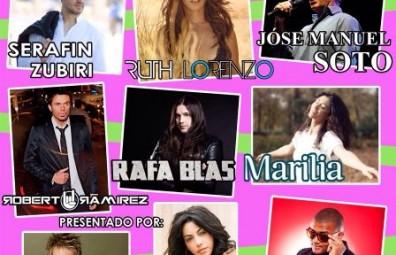 Gala Benéfica 'Todos con los Niños con Cáncer', el jueves en Murcia