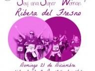 carrera contra el cáncer de mama Ribera del Fresno
