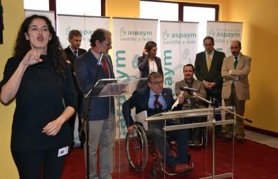 ASPAYM CyL inaugura su nueva sede en Burgos
