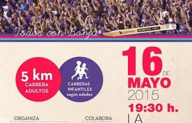III Carrera Solidaria 'Yo corro por Borja' a favor de Fundación Stop Sanfilippo